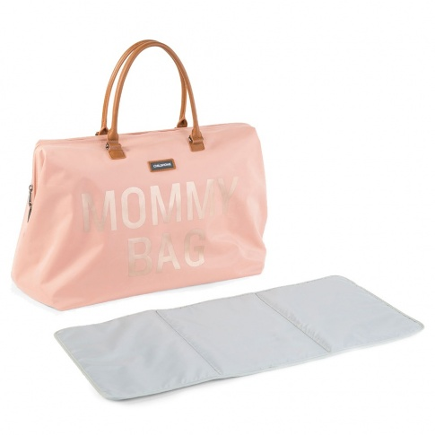 Childhome Sac à langer Mommy Bag rose cuivré