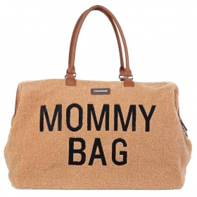 Childhome Sac à langer Mommy Bag Teddy beige